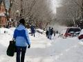 montreal sous la neige