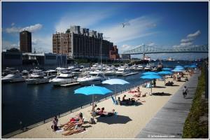 Montréal, l'été :  photo de Julien Lebreton