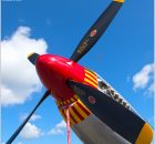 Photo de Spectacle aérien SSACE par Julien Lebreton - P-51 Mustang de la CAF Red Tail Squadron