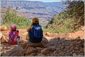 L'ouest américain en photos:  Grand Canyon National Park